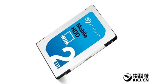 希捷发布世界最薄、最快2TB硬盘:7毫米