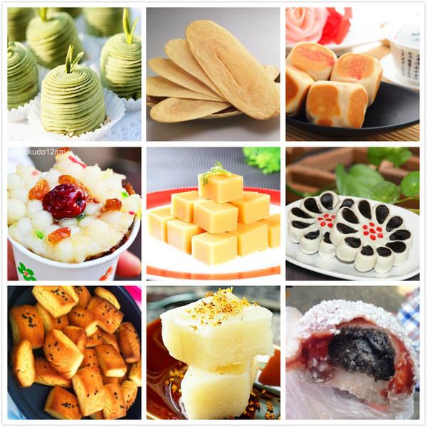 中式传统糕点图片大全