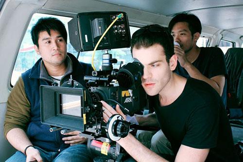 美国导演Jordan Schiele在中国拍摄了处女长片《三伏天》