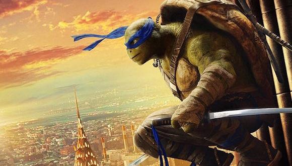 电影《忍者神龟2:破影而出》