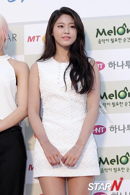 AOA 雪炫 让人心动的外貌