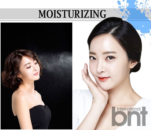 韩国女星雪莉秀智的美白护肤有秘密?