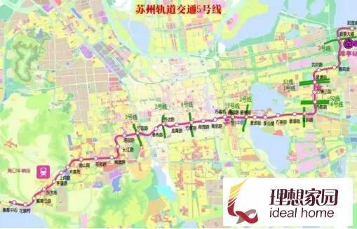 地铁s1线2017年上半年开工 苏州与昆山将同城图片