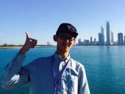 重庆男孩被世界最难考大学录取!图片