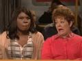 《周六夜现场第41季片花》第十三期 公交车奇遇话唠白人大妈 黑人妹子高速路跳车