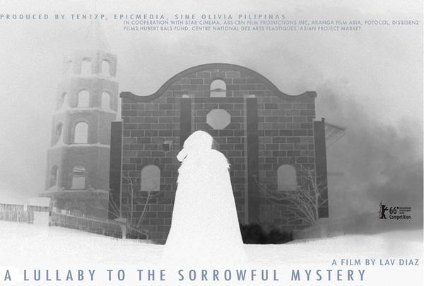 菲律宾《悲伤秘密的摇篮曲》,但这一部电影比普通三部电影加在一起还要长,485分钟,合计8个多小时!