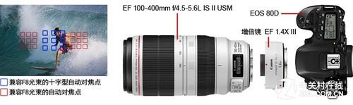 新对焦系统对小光圈的支持度不错,用来搭配长焦镜头也算是较为得心应手(27点支持F8)