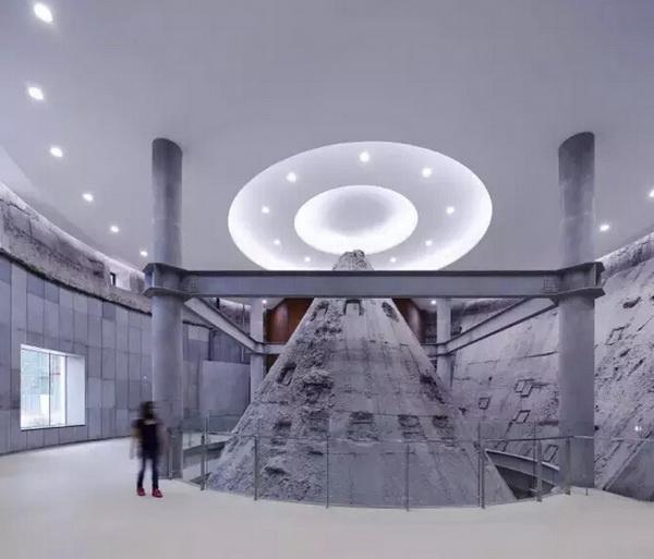 北京冬奥组委会办公地初次暴光 竟在首钢外型混搭