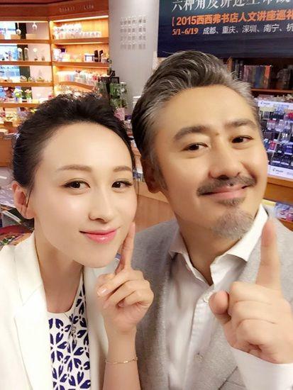 练束梅搭档吴秀波 《抱着你》挑战职场佳人