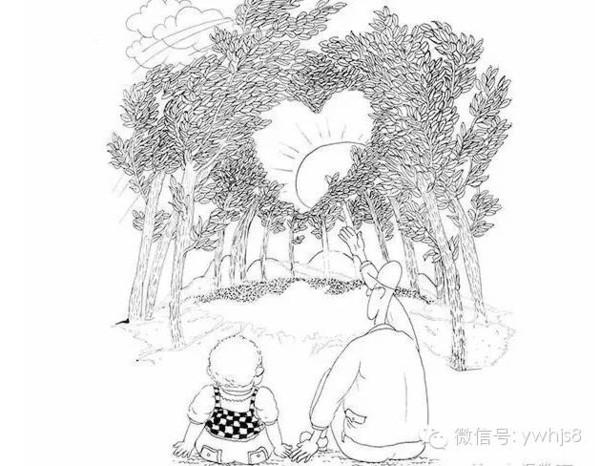 从20幅本质看中国教育的漫画,漫画咋教育青春穹家长穹胜图片