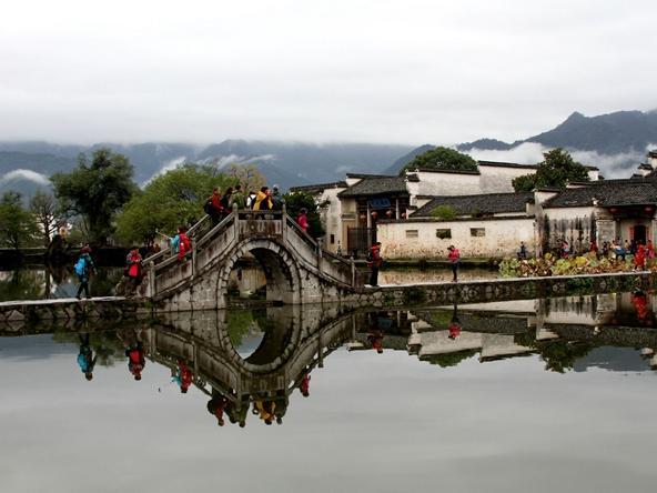 【美丽中国】宏村:中国画里乡村
