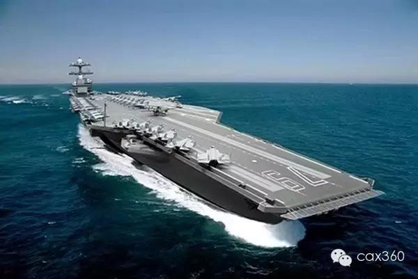 揭秘美国福特级航母的研发历程!