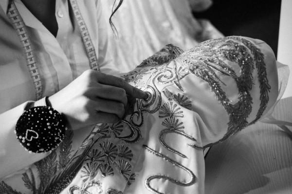 最美高定婚纱设计师告诉你