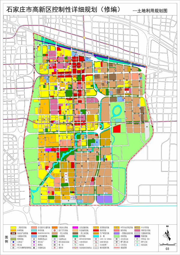 规划获批 规划居住人口规模50万