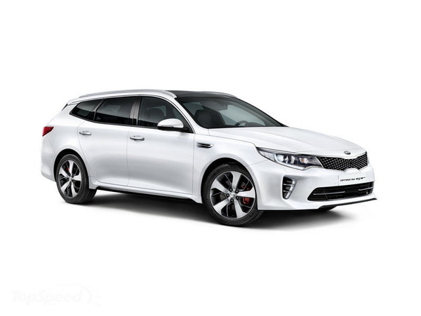 起亚K5旅行版2017 Kia Optima Sportswagon