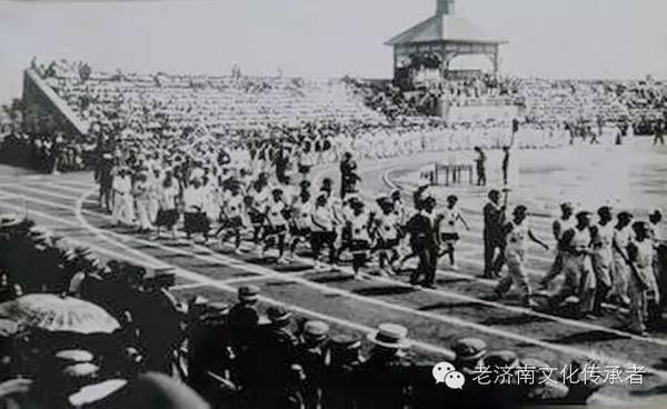 【老青浦】承办前济南建国的15次大型运动济南游泳图片