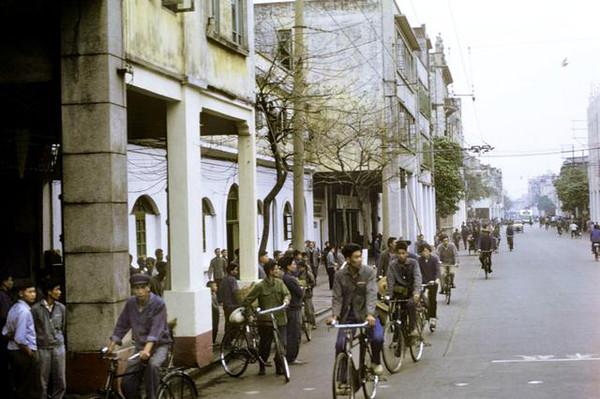 70年代初广州彩照图片