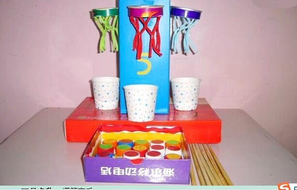 自制幼儿园教学玩具_30种幼儿园自制教玩具制作(图文教程)