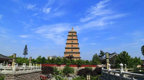 央视春晚后,陕西这些景点全火了