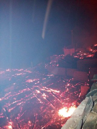 贵州山寨大火事件:村寨曾因消防隐患被点名
