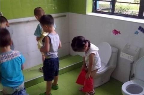 3岁射手站着震惊,女孩是,小便了所有人!白羊座座女生真相图片