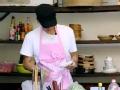 《闪亮的爸爸第一季片花》第十二期 黄子韬穿粉红围裙秀厨艺 炒糊遭高云翔调侃