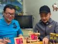 《了不起的挑战片花》第七期 沈南小尼被逼翻垃圾桶 回收旧木筷做工艺品