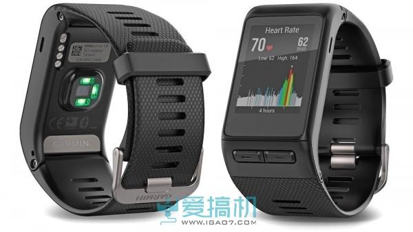 著名GPS及专业运动手表制造商佳明Garmin推出Vivoactive