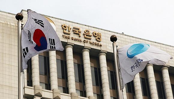 韩国央行外景。 图像来历:视觉国家