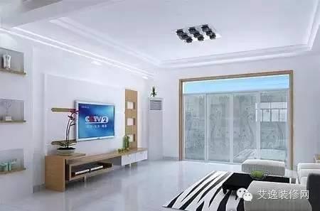 西安客厅吊顶装修效果图 给你美的享受