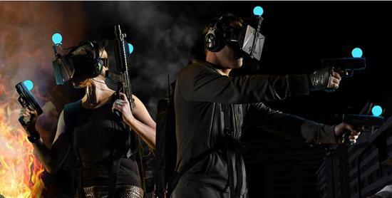 看完你或许就能了解国内VR游戏公司都在做什么 AR资讯 第2张