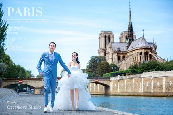 成都怎么去国外拍婚纱照? 欧洲旅拍图片