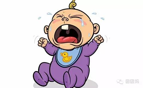 卡通人物大哭图片