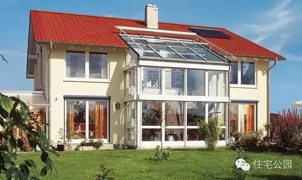 别墅屋顶通风天窗