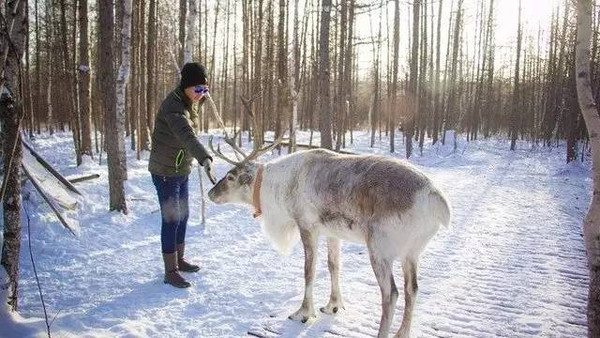 蒙古汉子真性情,呼伦贝尔冰雪之旅