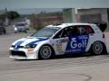 一汽大众拉力车队高尔夫第7代赛车展示