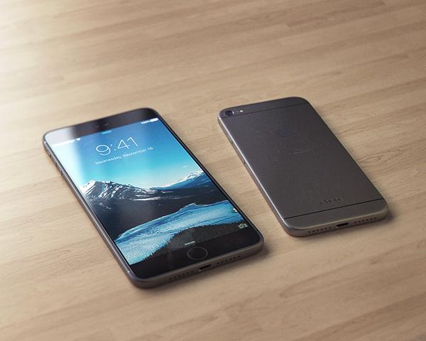 取消3.5mm插孔的新iPhone7概念设计