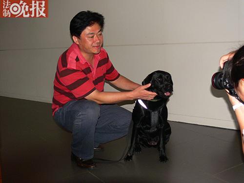 寻找导盲犬乔乔 警方将发动社会力量收集线索