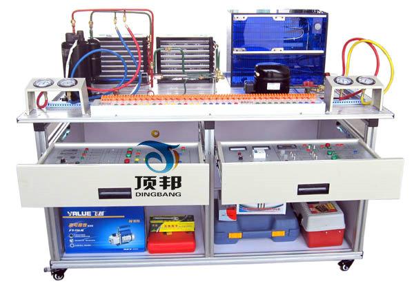 制冷与空调专业��/_现代制冷与空调系统技能实训装置