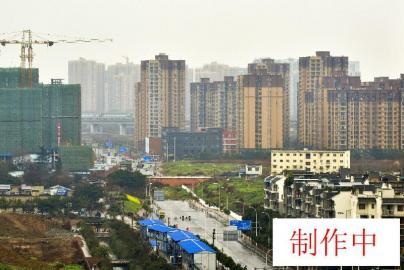 成都二仙桥蜀龙路5期被机车厂隔断。