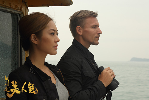 《美人鱼》北美再创纪录 取华语片点映最好成绩