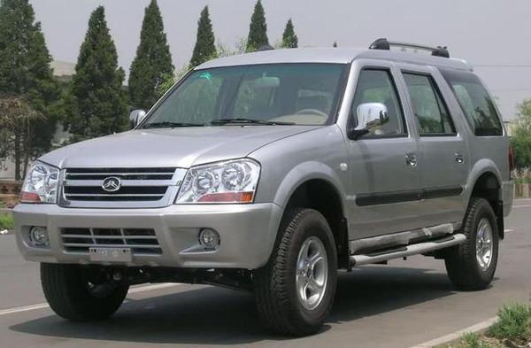 长度超过5米的国产SUV没听说过超过2款