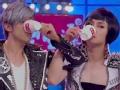 《对口型大作战片花》尹正化身咆哮哥喊懵莎莎 与李治廷喝交杯水