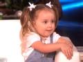 《艾伦秀第13季片花》S13E107 四岁萌妹征服元素表后 碾生物界辨人骨
