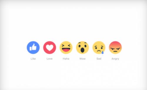 在经过一年多发展和测试之后,Facebook今天正式扩张Like按钮,在其中又添加了多种表情符号。从今天开始,iOS,Android客户端和网页版Facebook用户均可用使用这些表情符号,其中包括