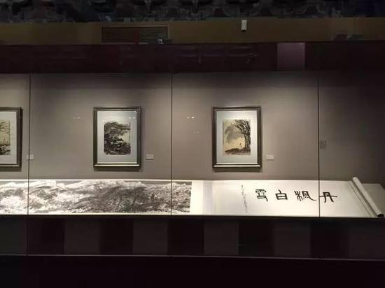 太璞如琢――崔如琢艺术故宫大展展品
