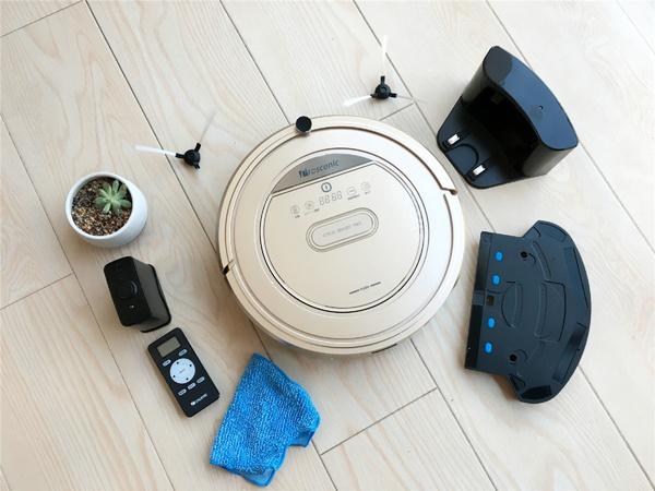 智能清洁卫生、扫地机器人机一体机!