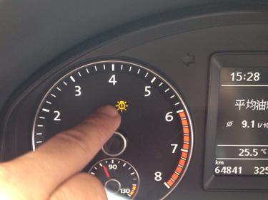 汽车故障指示灯图解大全