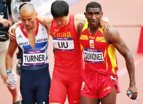 特纳曾是英国前三名的跨栏明星