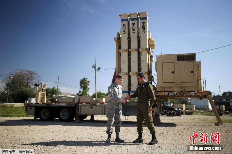 以色列和中国军演_以色列和美国将举行联合军演(组图)-搜狐滚动